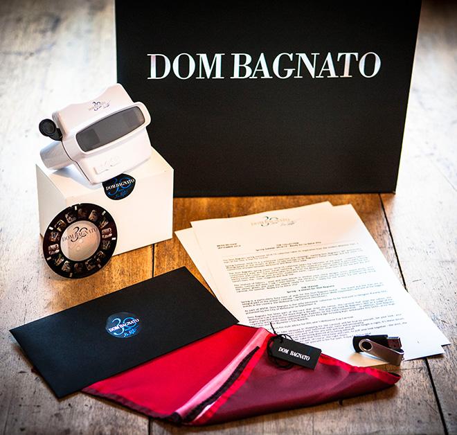 Dom Bagnato SS 14/15 Press Release