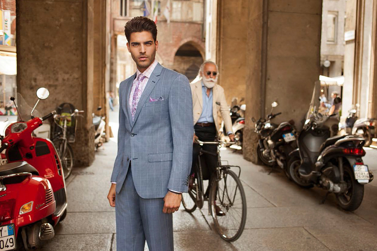 Dom Bagnato SS 14/15 Campaign Photography