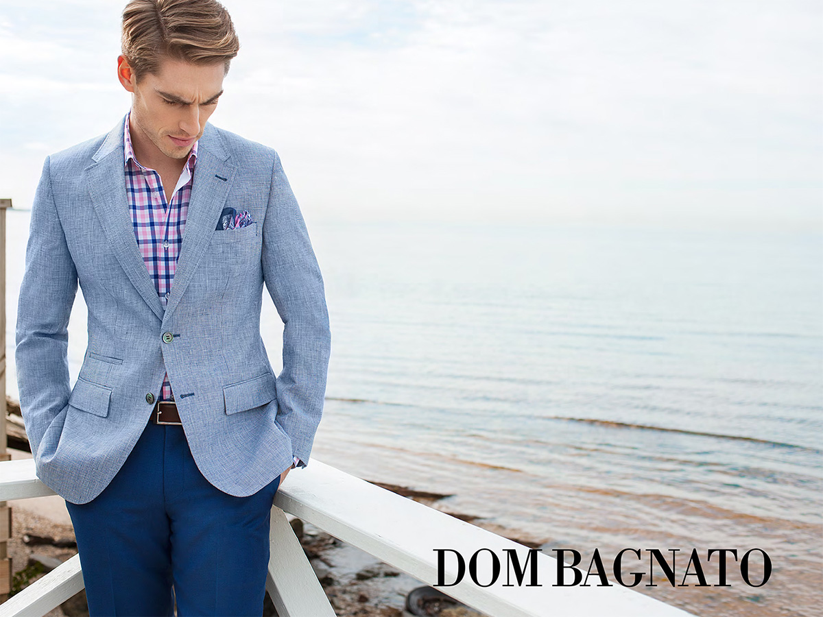 Dom Bagnato SS 15/16 Campaign Photography