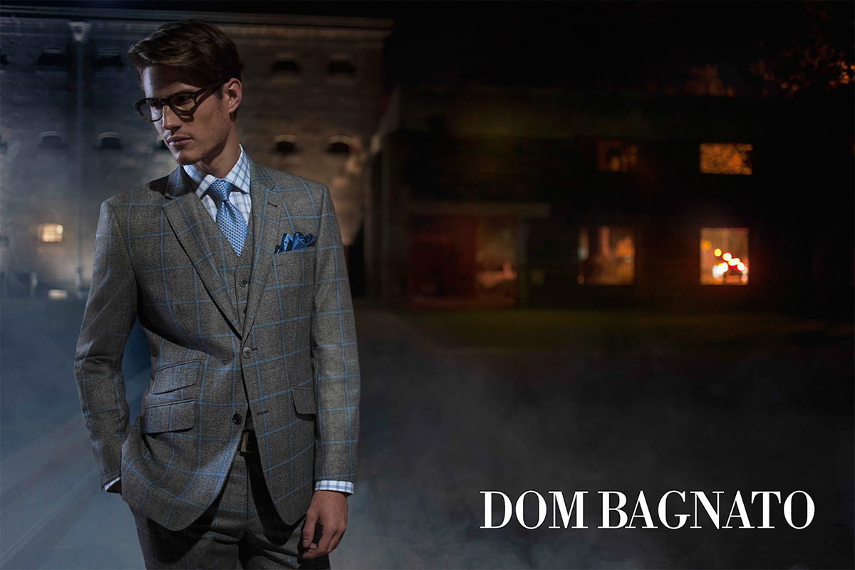 Dom Bagnato AW 15 Look Book