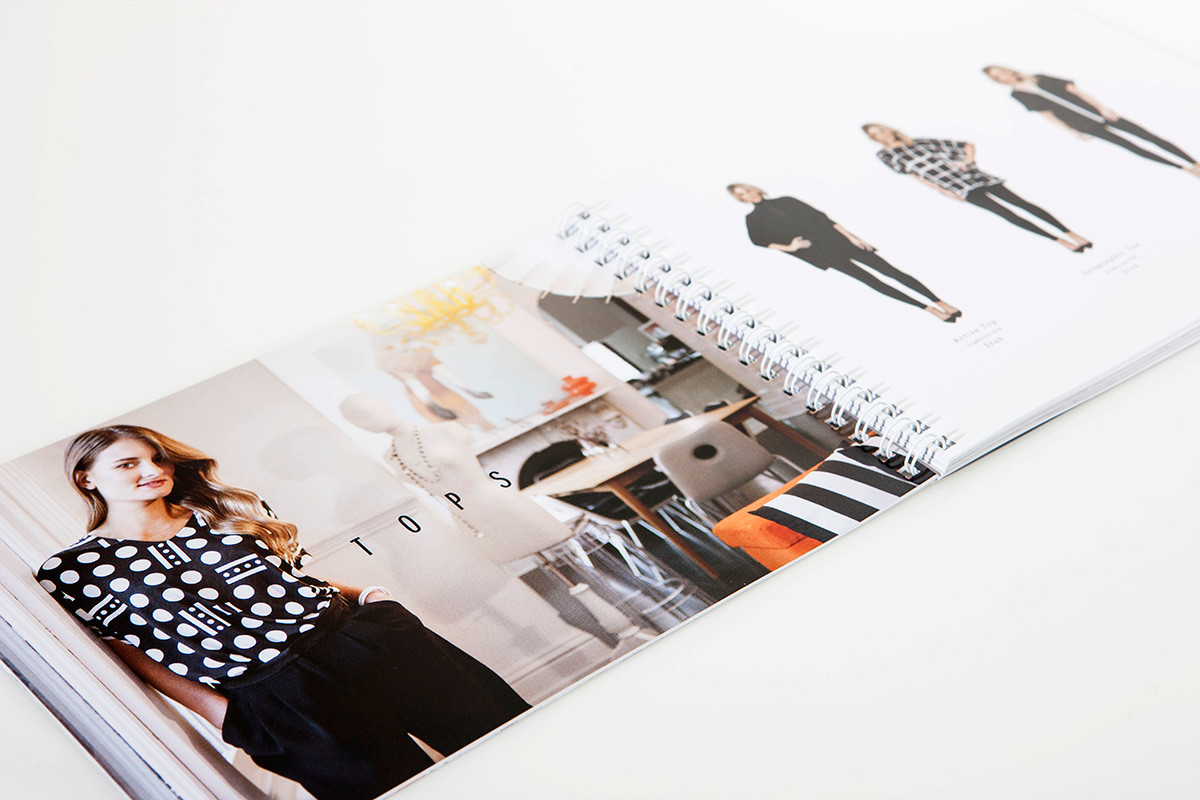 Feathers SS 15/16 Catalogue & Lookbook