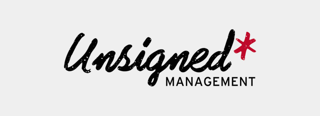 Unsigned Management - Logo Development
